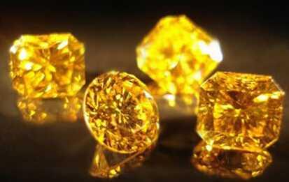 戴瑞钻石学院——黄钻