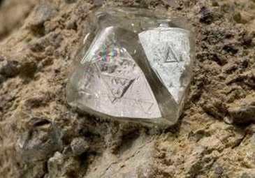 戴瑞钻石学院——第一颗钻石