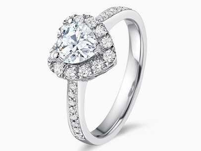 戴瑞钻石学院——如何针对手型选钻石款式