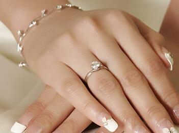 求婚钻戒应该戴哪个手指呢