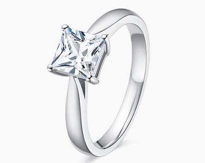 戴瑞珠宝 钻石学院 方形钻石